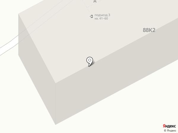 Союз архитекторов России на КМВ на карте Пятигорска