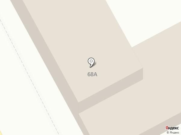 Интим на карте Пятигорска
