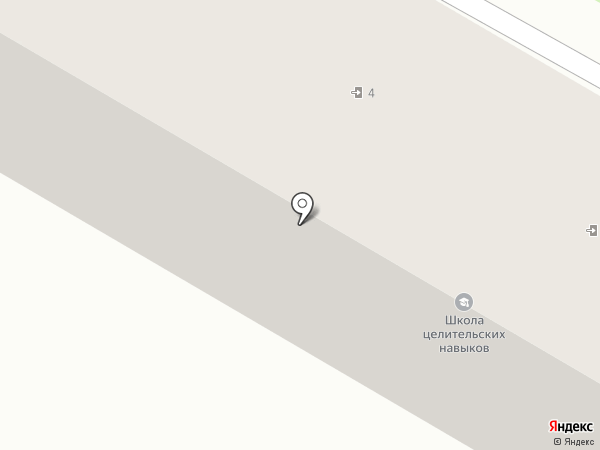 Дар на карте Пятигорска