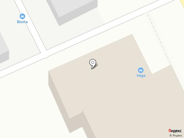 СпецТех-КМВ на карте Пятигорска