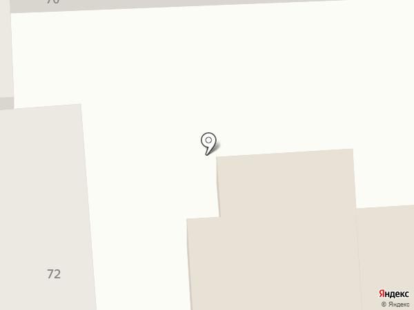 СИА на карте Пятигорска