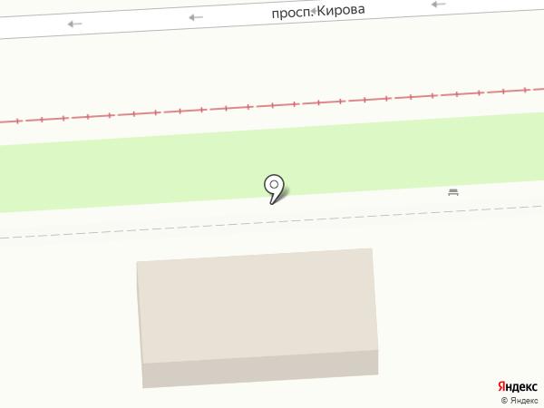 Царица на карте Пятигорска