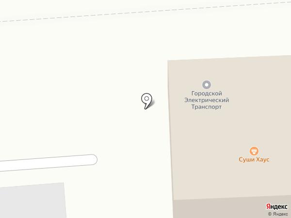 Городской Электрический Транспорт, МУП на карте Пятигорска