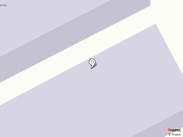 Маркиза на карте Пятигорска