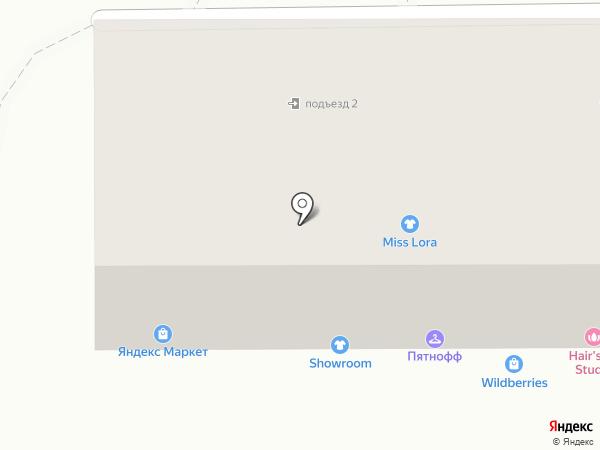 Хранитель Здоровья на карте Пятигорска
