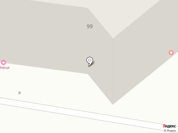 ПОЛИМЕД на карте Пятигорска