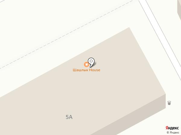 По карману на карте Пятигорска