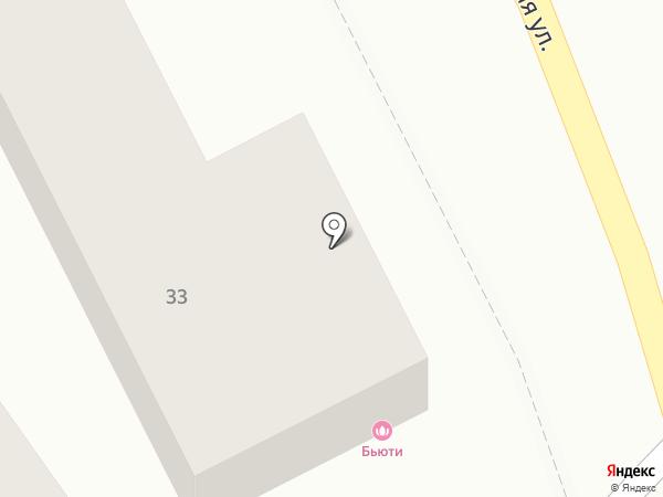 Бьюти на карте Пятигорска