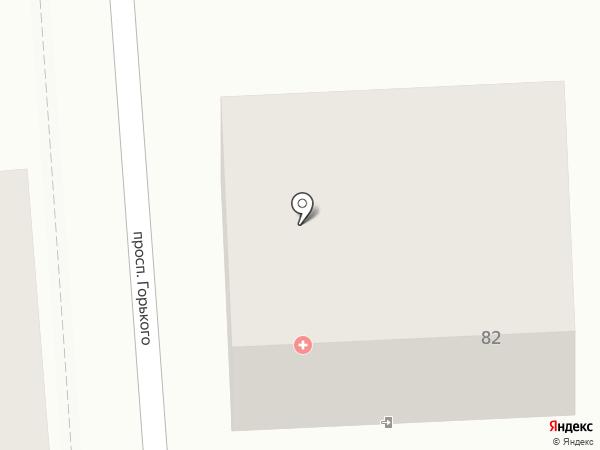 Домофон-сервис на карте Пятигорска