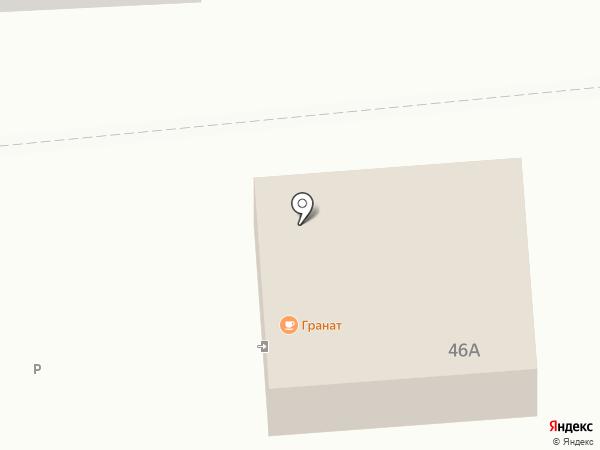 Gazetta на карте Пятигорска