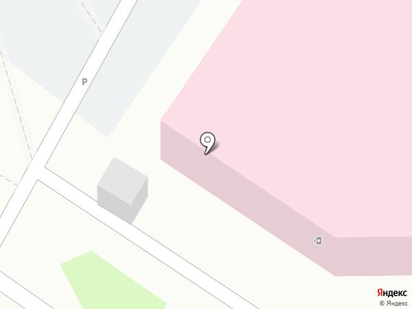 Детская городская поликлиника на карте Пятигорска