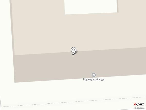 Пятигорский городской суд на карте Пятигорска