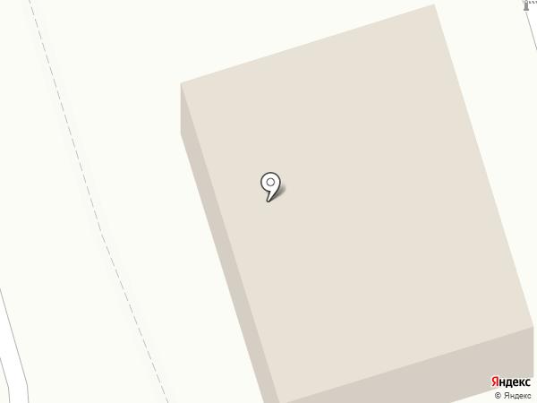 Буржуй Бар на карте Пятигорска