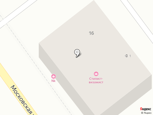 Mi.Lo на карте Пятигорска