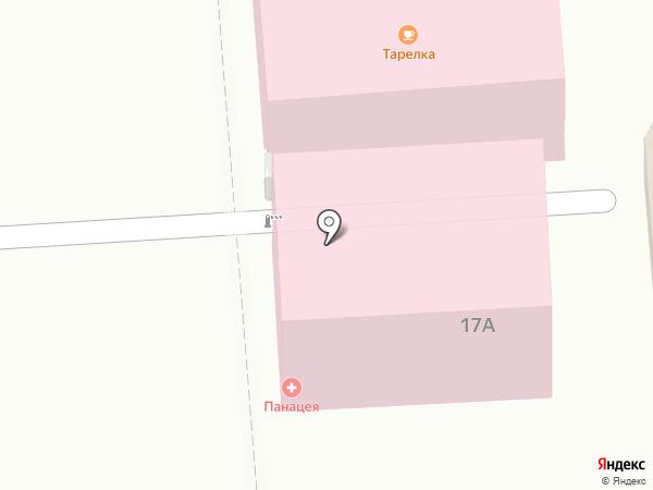 Пятигорский земельный комитет на карте Пятигорска