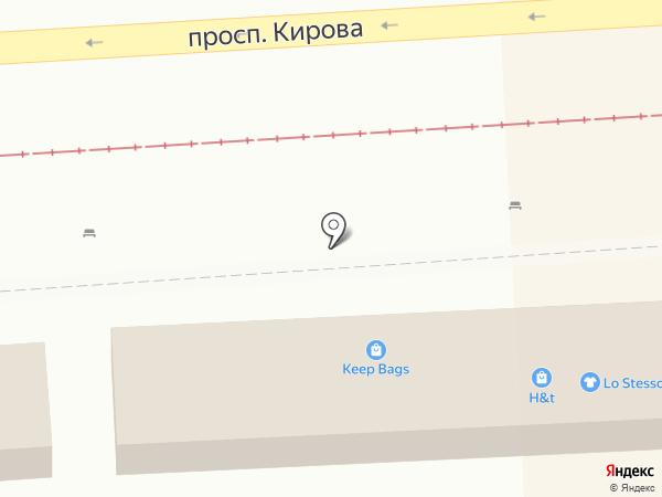 Эрмитаж на карте Пятигорска