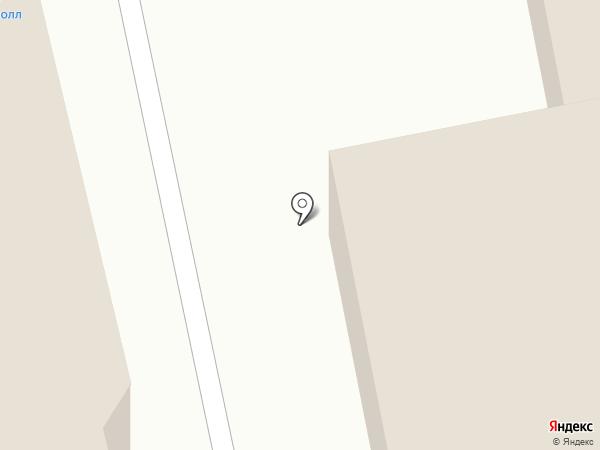 ТЛ-Авто на карте Пятигорска