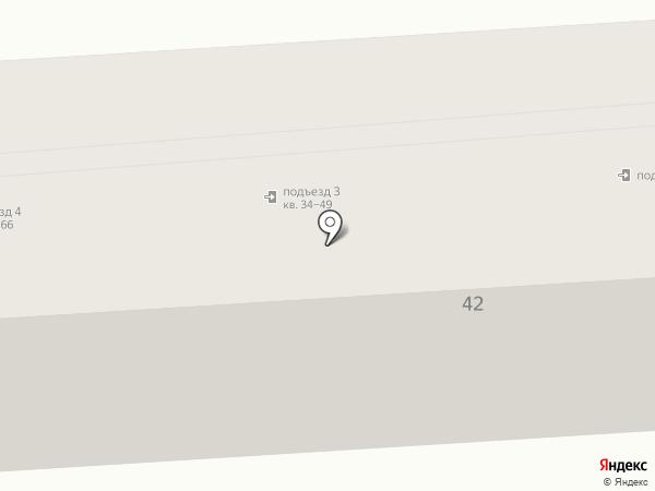 Элитный Кавказ КМВ на карте Пятигорска