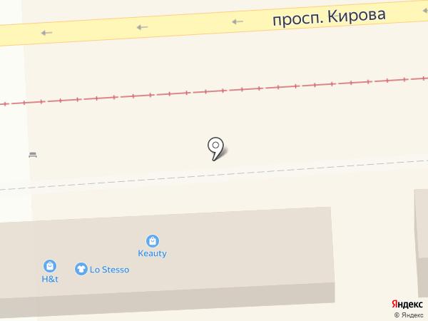Monna Lisa на карте Пятигорска