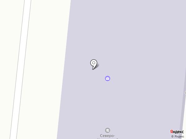 Северо-Кавказский институт на карте Пятигорска