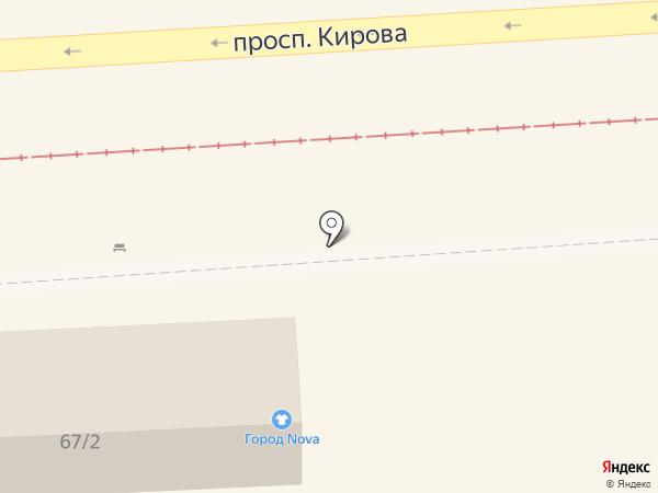 Город мастеров на карте Пятигорска