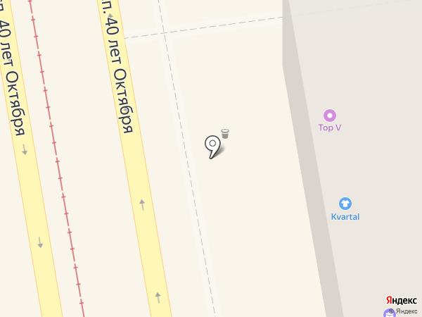 Нотариус Барышников Д.К. на карте Пятигорска
