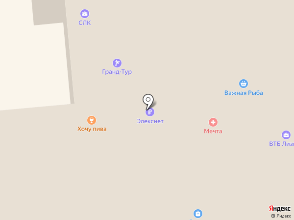 Югэнергосервис на карте Пятигорска