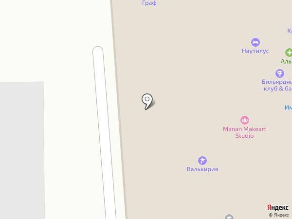 Фото и дизайн на карте Пятигорска