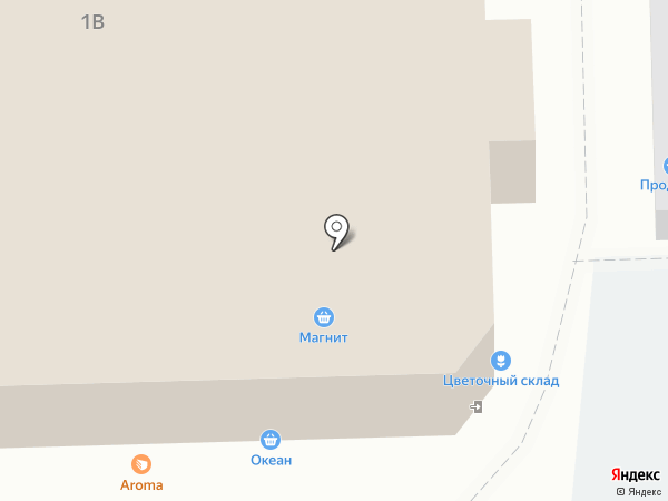 Гирсбург на карте Пятигорска