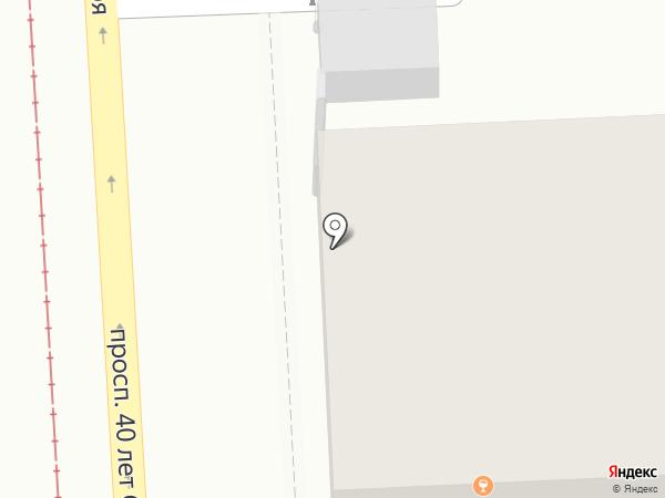 TT на карте Пятигорска
