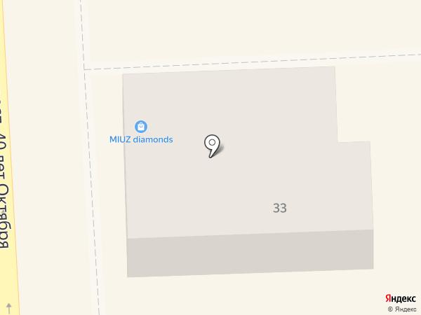 МОСКОВСКИЙ ЮВЕЛИРНЫЙ ЗАВОД на карте Пятигорска