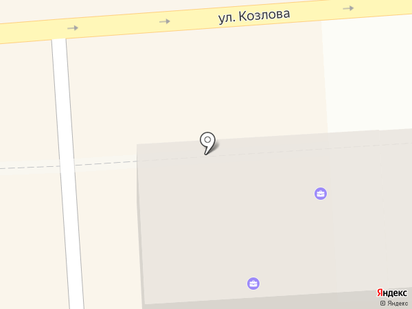 Банкомат, СМП банк на карте Пятигорска
