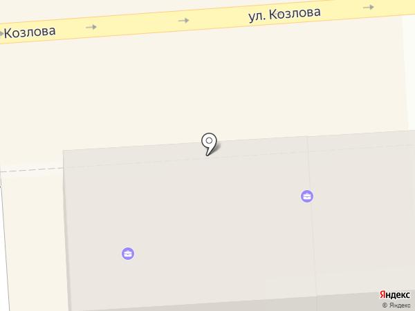 Нотариус Пономарева Н.А. на карте Пятигорска
