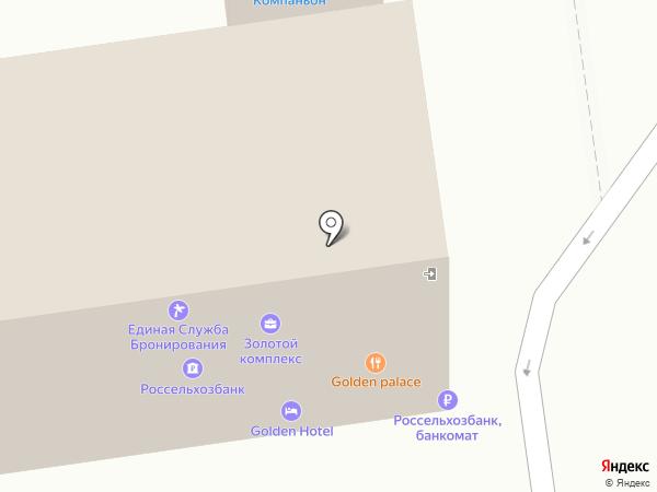 БИЗНЕС О2 на карте Пятигорска