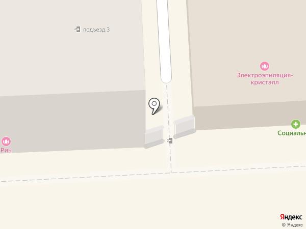 Восстановительная медицина на карте Пятигорска