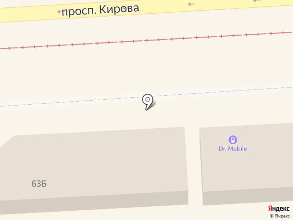 ms.phone на карте Пятигорска