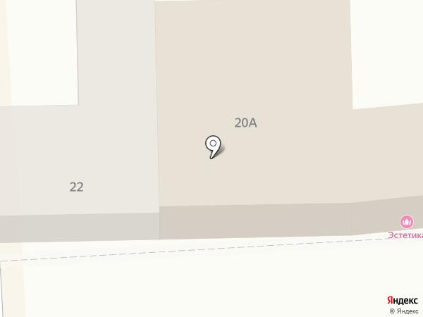 Эн Клиника на карте Пятигорска