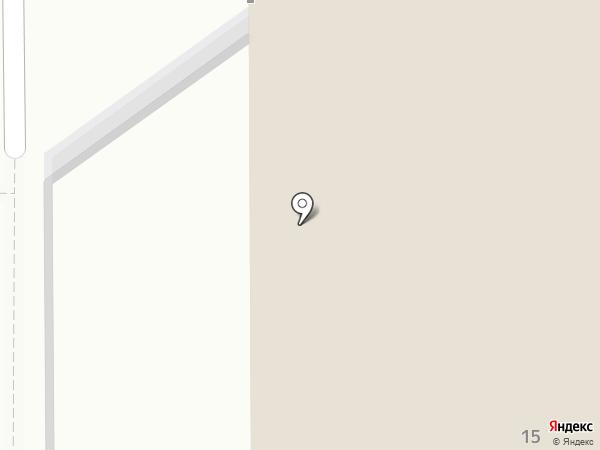 ЮгСевКавСтрой на карте Пятигорска