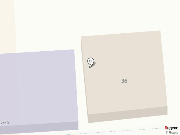 Тако на карте Пятигорска