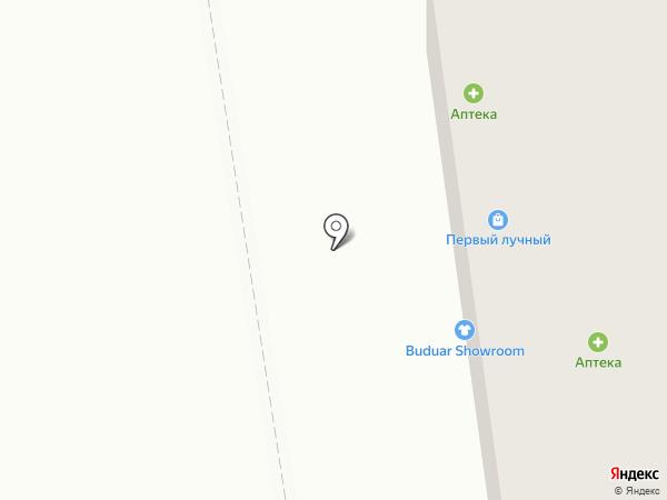 Магазин разливного пива на карте Пятигорска