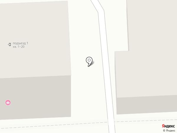 Пятигорская торгово-промышленная палата на карте Пятигорска