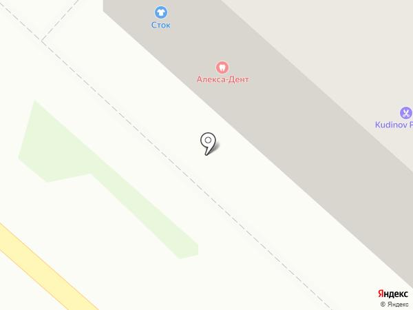 Петербургское пальто на карте Пятигорска