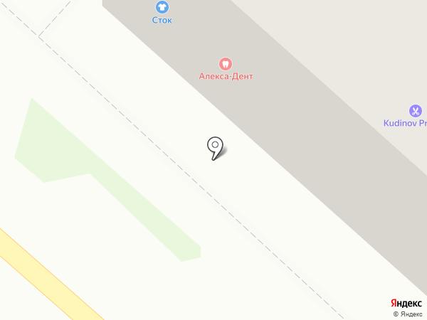Банкомат, Юниаструм банк на карте Пятигорска