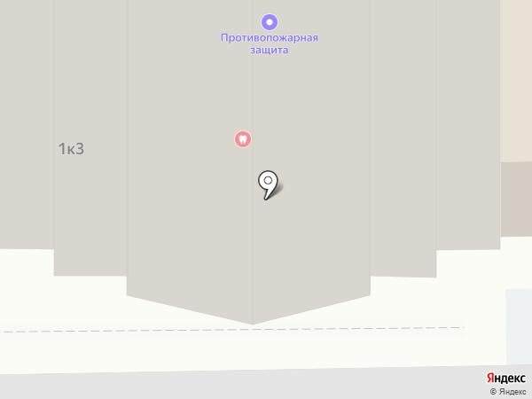 МИК на карте Пятигорска