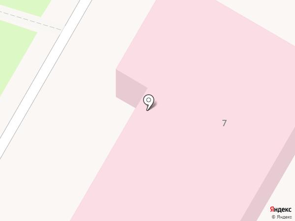 Краевой клинический кожно-венерологический диспансер на карте Пятигорска