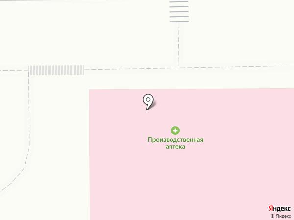 ВолгГМУ, ГБОУ на карте Пятигорска