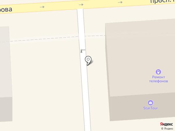 Д энд К ФИНАНС на карте Пятигорска