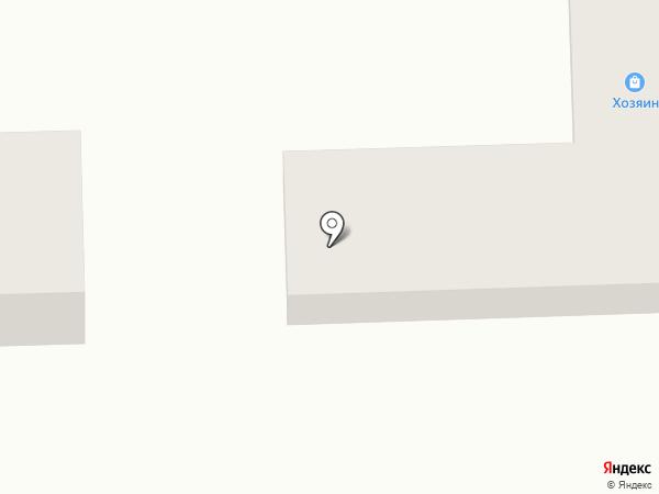 Магазин швейного оборудования на карте Пятигорска