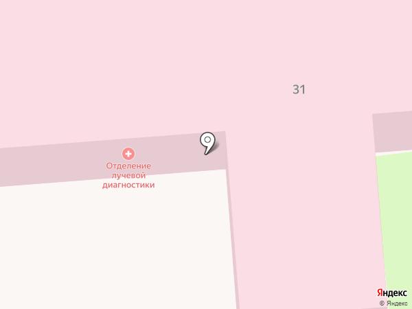 ЛабМед на карте Пятигорска