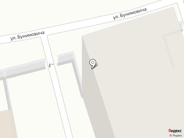Приоритет на карте Пятигорска